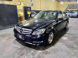 Mercedes C200 Turbo 2014 Top de Linha