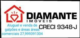 Vendo areas comerciais, em vários municípios do estado do Espírito Santo