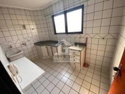 Apartamento com 1 dormitório para alugar, 60 m² por R$ 650/mês - Condomínio Itamaraty - Ri