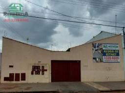 Kitnet com 1 dormitório para alugar por R$ 500,00/mês - Jardim São Paulo - Anápolis/GO
