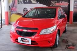 Chevrolet GM Onix Joy 1.0 Vermelho