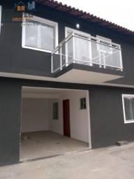 Casa Duplex para Venda em São José do Imbassaí Maricá-RJ