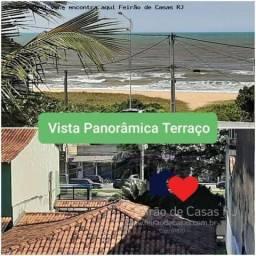 Triplex para Venda em Cabo Frio, Aquarius (Tamoios), 5 dormitórios, 3 suítes, 2 banheiros,