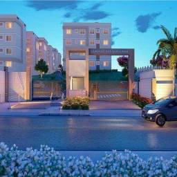 Oportunidade para sair do aluguel: Parque Caminho das Baraúnas - Apartamento de 2 quart...