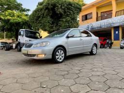 Corolla XEI 1.8 Flex 2008,,automático e couro