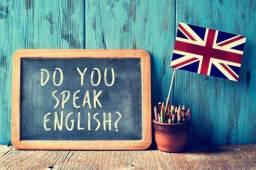Aula de Inglês Personalizada / Conversação / Proficiência