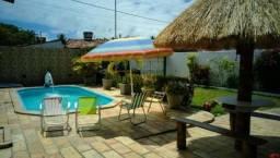 Vendo ótima casa Mobiliada com com Piscina e churrasqueira em Garatucaia