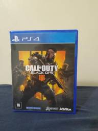 Jogo de PS4 Call of Duty Black Ops 4
