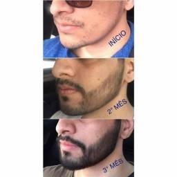 Crescimento cabelo barba comprar usado  Divinópolis
