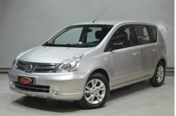 LIVINA 2012/2013 1.8 S 16V FLEX 4P AUTOMÁTICO - 2013