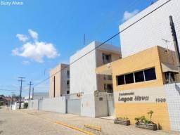 Residencial Lagoa Nova 3/4 com duas vagas de garagem