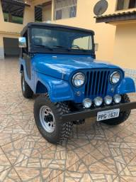 Jeep Willys ano 81