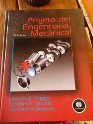 Livro Projeto de Engenharia Mecânica - Shigley
