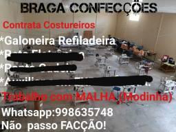 Contrato Costureiro(a)