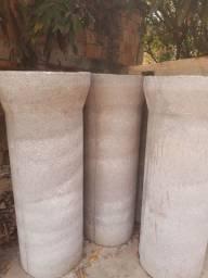 Manilhas de Concreto para esgoto