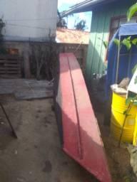 Barco 5metros compensado naval e fibra de vidro
