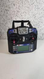 Rádio para drone ou aeromodelo v/t