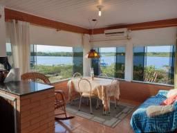 Casa fundos lagoa - Balneário Barra do Sul