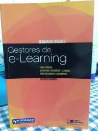Livro Gestores de e-Learning - Fernando Cardoso