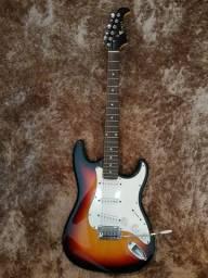 Guitarra Eagle muito conservada