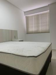 Studio Designer - 1 Quarto - 1 Vaga Coberta - Lazer Completo-Andar alto - 45 m²