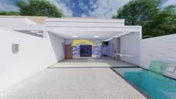 Casa em construção com 3 suítes - Qd. 407 Sul