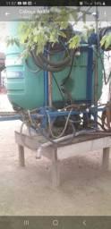 Pulverizador agricola
