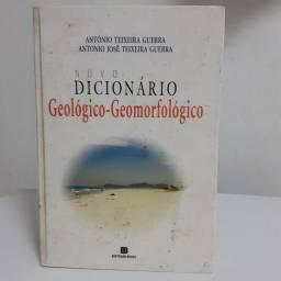 Dicionário Geológico - Geomorfológico