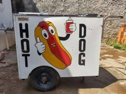 Vendo carrinho de Hot Dog