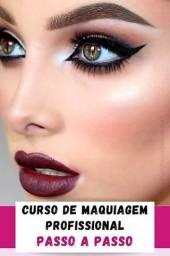 Título do anúncio: Curso maquiagem profissional