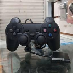 Título do anúncio: Controle de PS2