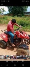 Vendo quadriciculo 150