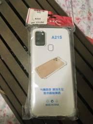 Capinha celular A21s