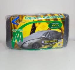 Título do anúncio: Capa Protetora para Carro com Forro (NOVO) Entrega grátis JP