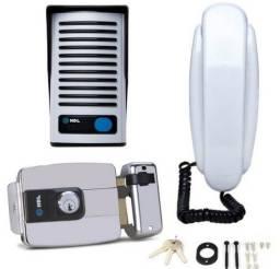 Vendas e instalação de câmeras de vigilância, interfones entre outros