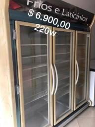 Título do anúncio: Freezer Expositor vertical chame no zap ou ligue