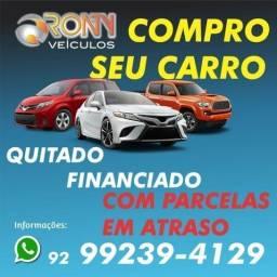 Título do anúncio: COMPRAMOS CARRO JÁ FINANCIADO