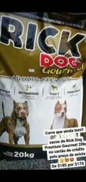 Ração pra cães adultos 20kg $170