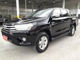 Toyota Hilux 2.7 SRV 4X4 CD 16V FLEX 4P AUTOMATICO