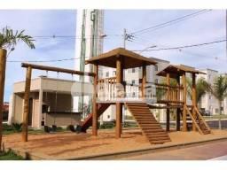 Título do anúncio: Apartamento com 2 dormitórios para alugar, 45 m² por R$ 480,00 - Morada da Colina - Uberlâ