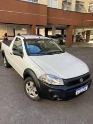 Título do anúncio: Fiat Strada Working 1.4 Flex CS 2015 - 102 mil km Impecável***