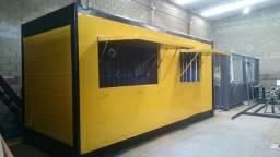 Título do anúncio: Hamburgueria Container 6 mts