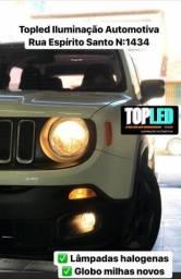 Lampadas Originais Jeep Renegade