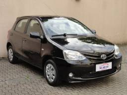 Título do anúncio: Toyota Etios 1.3 XS Completo 2013 Ipva Ok
