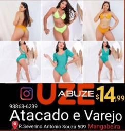 Título do anúncio: Biquíni Bori Body blusas