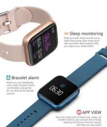 Relógio Smartwatch P6 - Preto
