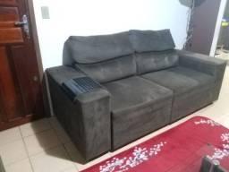 Vendo sofá retratil reclinável em perfeito estado.