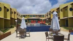 Título do anúncio: Apartamento com 2 dormitórios à venda, 70 m² por R$ 350.000,00 - Imbassai - Mata de São Jo