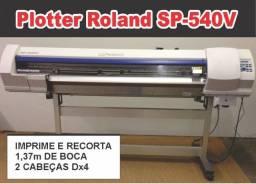 Título do anúncio: Maquina Plotter Roland SP-540V