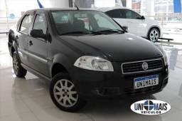 Título do anúncio: Fiat Siena 1.4 EL Flex preto 2012 , muito bem conservado, otimo para cotação!
